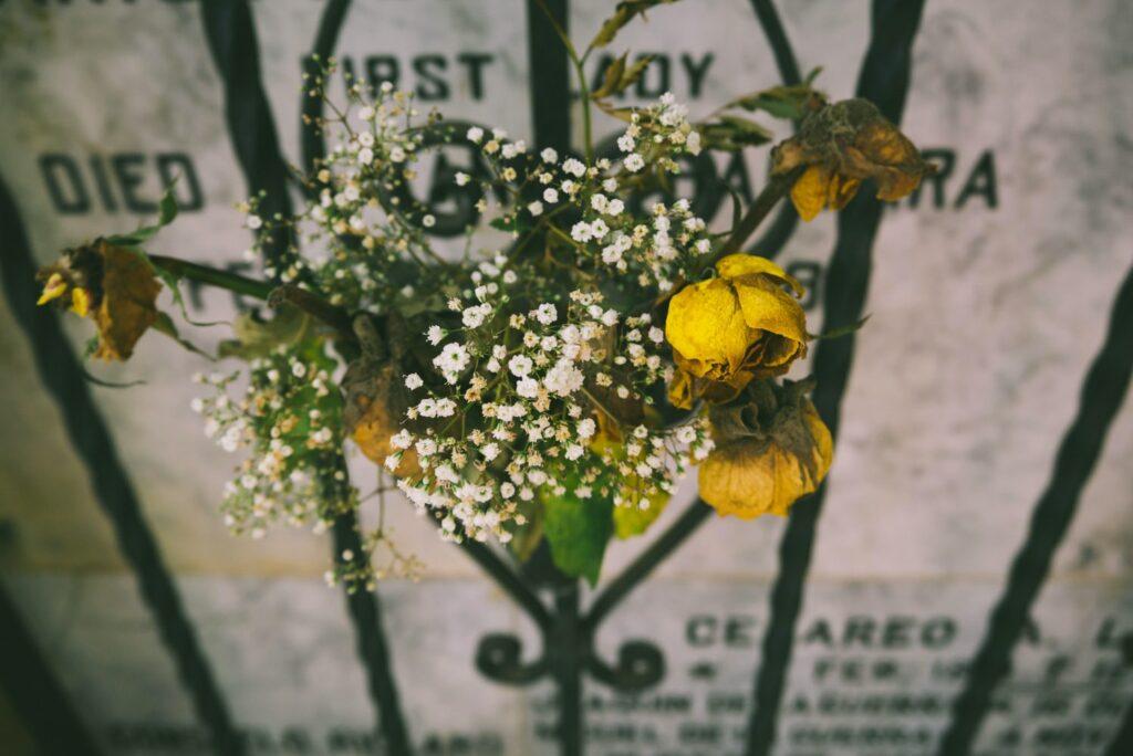 family member passed away